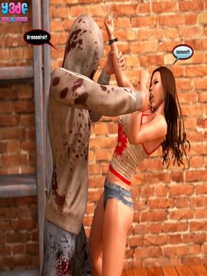 Y3DF Comics Fucking Dead 3- Y3DF Porn Comic 17