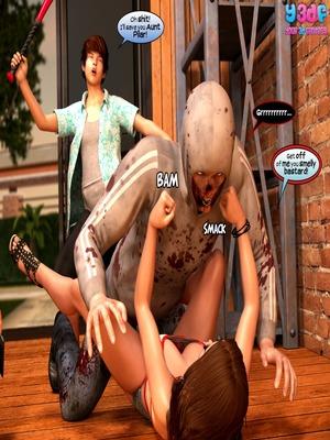 Y3DF Comics Fucking Dead 3- Y3DF Porn Comic 18