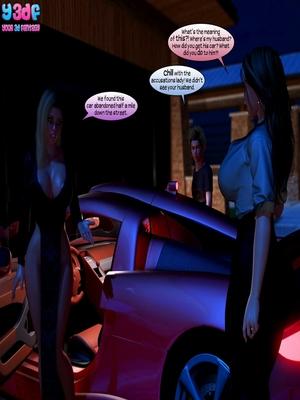 Y3DF Comics Fucking Dead 3- Y3DF Porn Comic 28