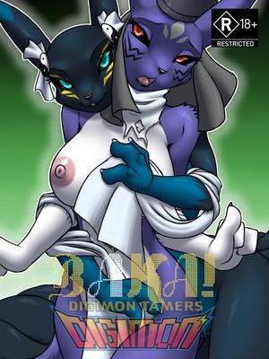 Porn Comics - Furball- B-baka! [Digimon] free Porn Comic
