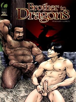 Porn Comics - Garcia- Brother to Dragons free Porn Comic