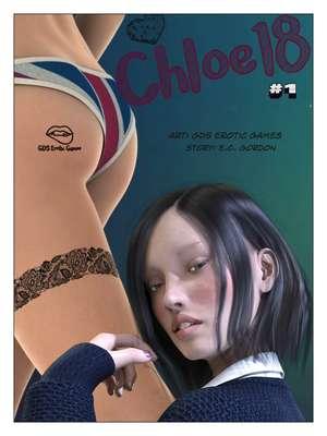 Porn Comics - GDS- Chloe 18 Chapter 1 free Porn Comic