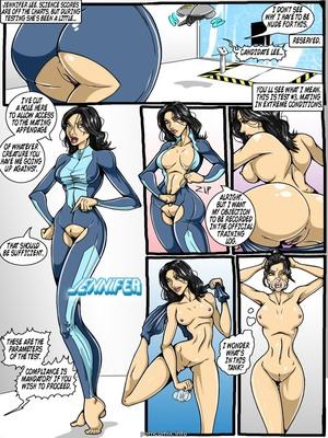 Adult Comics Genex – Sexplorers 6 Porn Comic 14