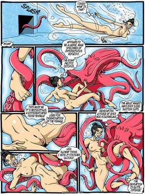 Adult Comics Genex – Sexplorers 6 Porn Comic 15