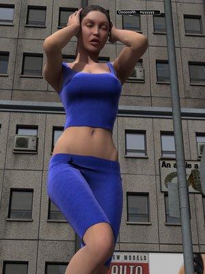 3D Porn Comics Genyun- The Accident [3D] Porn Comic 12
