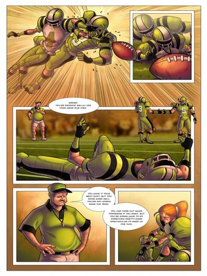 Porncomics Giantess Club- Wish Upon a Star [Making the Team] Porn Comic 04