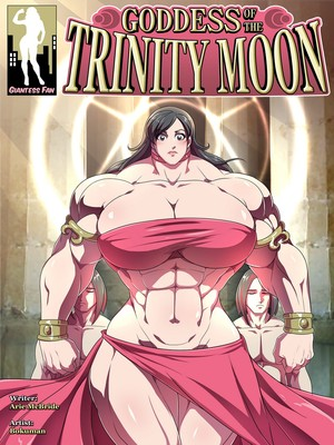 Porn Comics - Giantess Fan- Goddess of The Trinity Moon 3 free Porn Comic