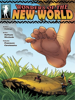 Porn Comics - Giantess Fan- Wonders of the New World 2 free Porn Comic