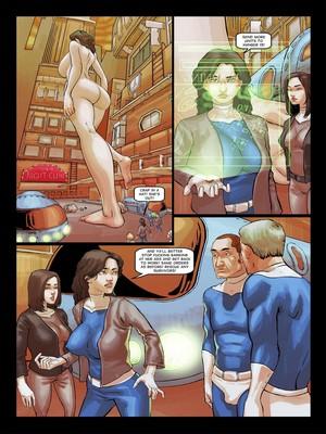 Giantness Fan- Back to Earth 3 free Porn Comic sex 08