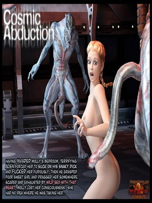 Porn Comics - Gonzo- Cosmic Abduction free Porn Comic