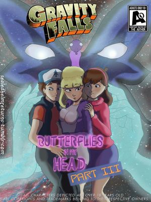 Porn Comics - Gravity Falls- Butterflies in my head Part 3 free Porn Comic