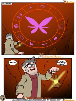 Incest Comics Gravity Falls- One Summer of Pleasure Book 3 Porn Comic 19