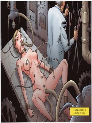 Adult Comics Green Sign 01- Mind Control Porn Comic 09