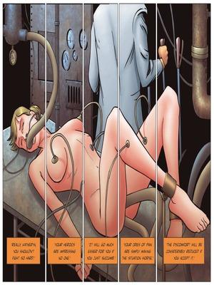 Adult Comics Green Sign 01- Mind Control Porn Comic 10