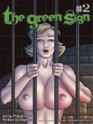 Porn Comics - XXX – Green Sign 02- Mind Control Porn Comic