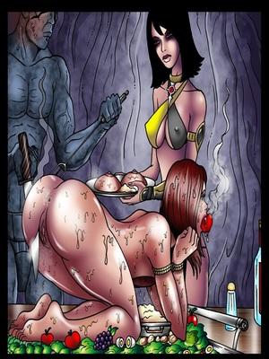 Greyhunter- The trap [Star Wars] free Porn Comic