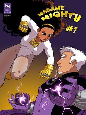 Porn Comics - Gutsy- Madame Mighty free Porn Comic