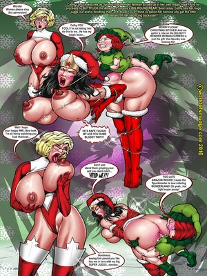 Interracial Comics Harley Quinn -Cathy Canuck- Smudge Porn Comic 08