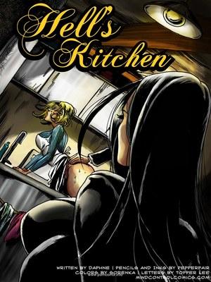 Porn Comics - XXX – Hells Kitchens- Mind Control Porn Comic