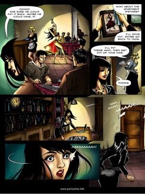 Adult Comics Hells Kitchens- Mind Control Porn Comic 04
