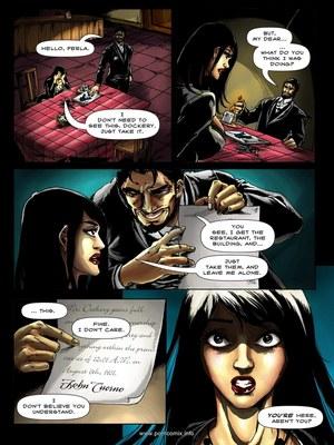 Adult Comics Hells Kitchens- Mind Control Porn Comic 06
