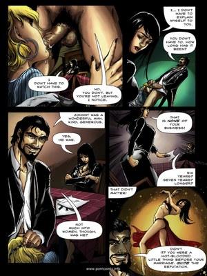 Adult Comics Hells Kitchens- Mind Control Porn Comic 08