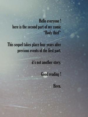Porn Comics - Hevn- Body Thief 2 free Porn Comic