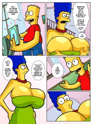 Incest Comics Hexamous- Return of Large Marge- Simpsincest Porn Comic 21