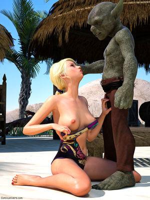 3D Porn Comics Hibbli3d- Beach Day Part 2 Porn Comic 06