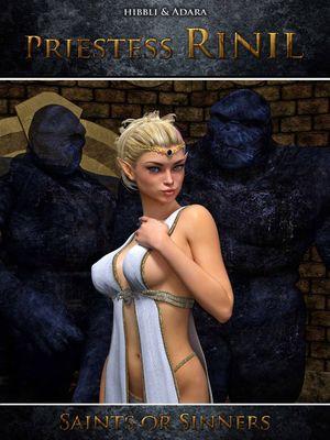 Porn Comics - Hibbli3d- Priestess Rinil – Saints Or Sinners free Porn Comic