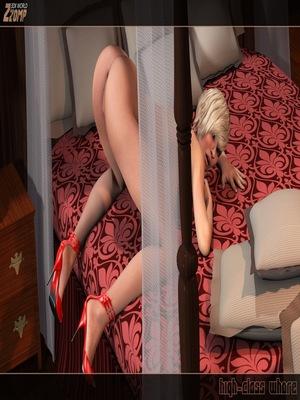3D Porn Comics High-Class Whore Pt 2- Zzomp Porn Comic 20
