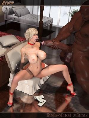 3D Porn Comics High-Class Whore Pt 2- Zzomp Porn Comic 33