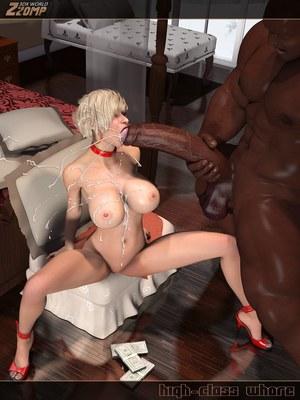 3D Porn Comics High-Class Whore Pt 2- Zzomp Porn Comic 34