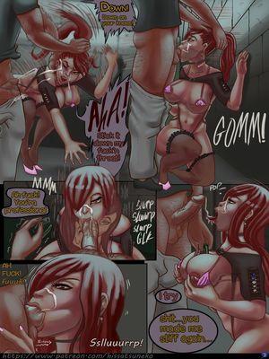 Hissatsuneko- Fairy Tail Hookers free Porn Comic