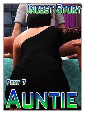 Porn Comics - Icstor- Story 7- Auntie free Porn Comic