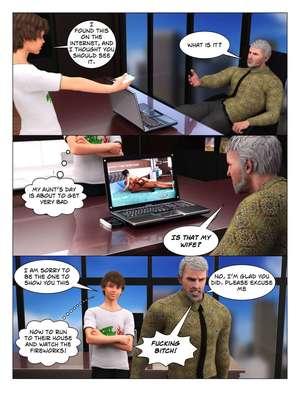 3D Porn Comics Icstor- Incest Story 7- Auntie Porn Comic 56