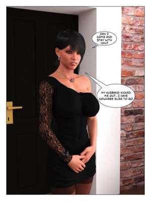 3D Porn Comics Icstor- Incest Story 7- Auntie Porn Comic 60