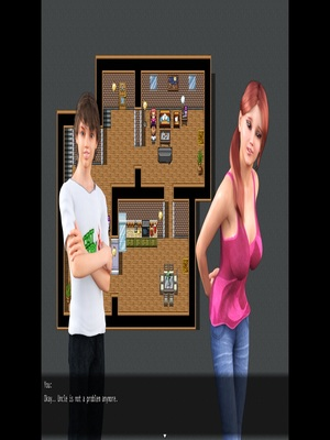 3D Porn Comics Icstor-Incest story – Sister Porn Comic 84