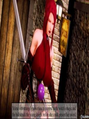 3D : Illusion- Dark Knights Porn Comic sex 07
