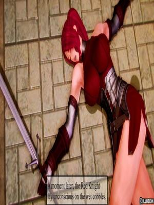 3D : Illusion- Dark Knights Porn Comic sex 08