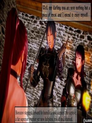 3D : Illusion- Dark Knights Porn Comic sex 20