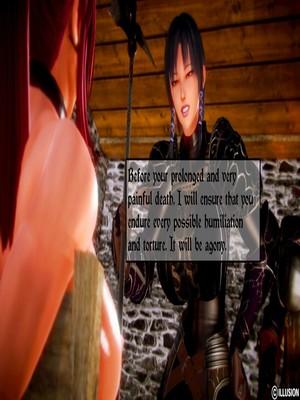 3D : Illusion- Dark Knights Porn Comic sex 22