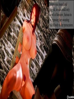 3D : Illusion- Dark Knights Porn Comic sex 29