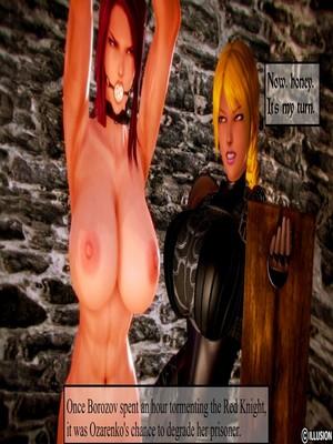 3D : Illusion- Dark Knights Porn Comic sex 31