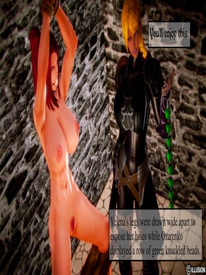 3D : Illusion- Dark Knights Porn Comic sex 32