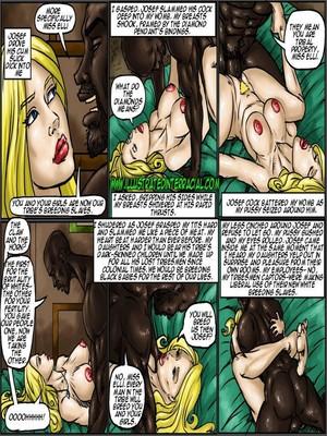 Interracial : illustrated interracial- Adoption of My Daughters Porn Comic sex 32