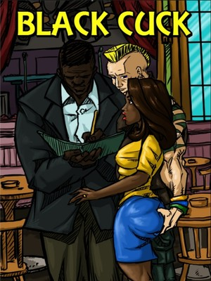 Porn Comics - Illustrated Interracial- Black Cuck free Porn Comic