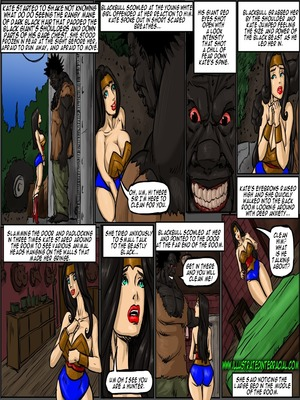 Interracial Comics Illustrated interracial- Farm girl Porn Comic 60