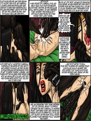 Interracial : Illustrated interracial- Farm girl Porn Comic sex 77