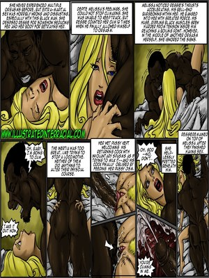 Interracial Comics Illustrated interracial- New Parishioner Porn Comic 20